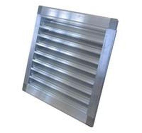 Решетки алюминиевые VKR(A)